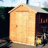 Belton Apex Shed