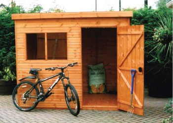 Maltby Pent Shed