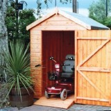 Mobility Apex Shed