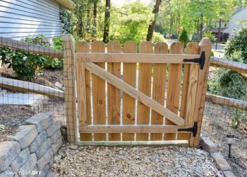 Gate Frames & Stops