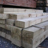 Pressure Treated Sleepers