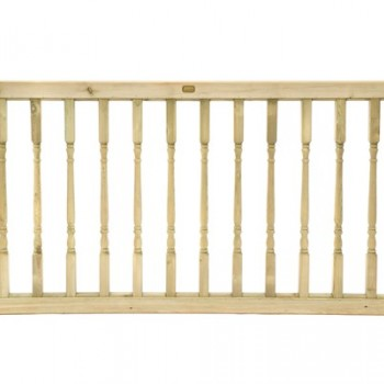 Garden Balustrade Spindle Panel