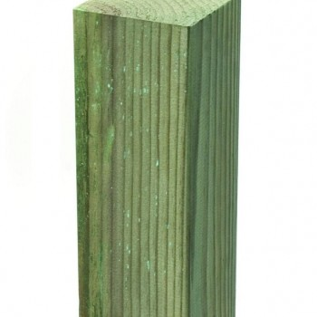70x70mm Pressure Treated Fence Post