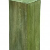 91x91mm Pressure Treated Fence Post
