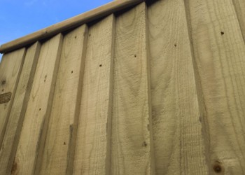 Heavy Duty Vertical Fence Panels