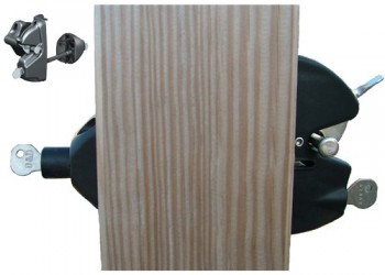Lockable Gate Latch (Two way)