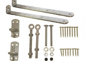 Brenton Bolt - 290x16mm inc. Bolts and Screws