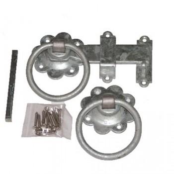 125mm Ring Latch & Handle