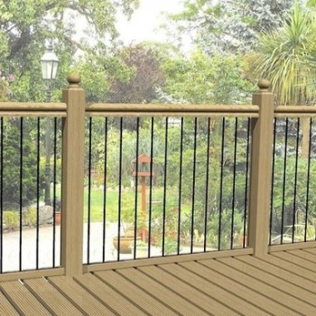 linear metal deck panels