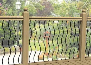 wave metal deck panels