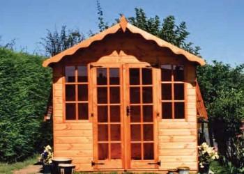 Whiston Summerhouse