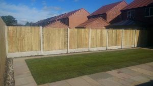 Garden Fence Panels and Posts Sale