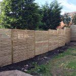 wooden garden fences in [city]