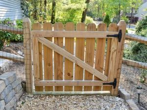 fence installers in Bramhall