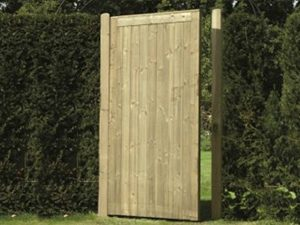 wooden fencing installers in Timperley
