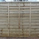 Strong Robust Garden Fence Panels Wythenshawe